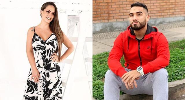 """Melissa Klug confirma separación de Ítalo Valcárcel: """"Terminamos por lo sano"""""""