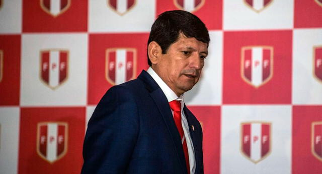Agustín Lozano no confirmó si irá a la reelección.