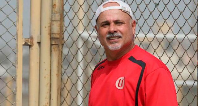 Jorge Amado Nunes piensa en grande con la Libertadores para la U.