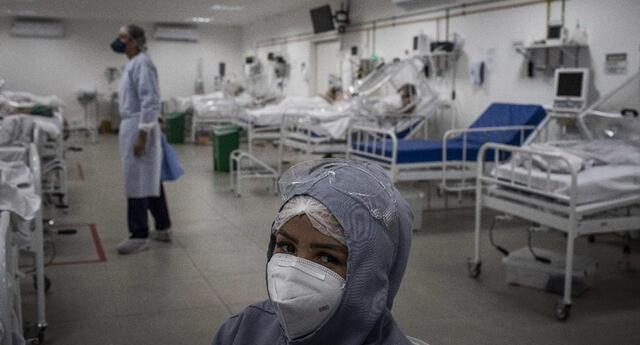 Ministerio de Salud actualizó cifra de infectados por coronavirus.