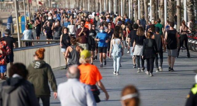 España retomará las actividades turísticas.