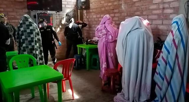 Es clausurado prostíbulo en Villa El Salvador