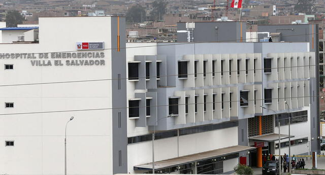 Hospital de Emergencia de Villa El Salvador entregó cadáver equivocado a familia.