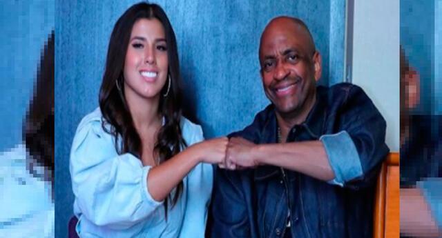Yahaira Plasencia le dedica saludo de cumpleaños a Sergio George.