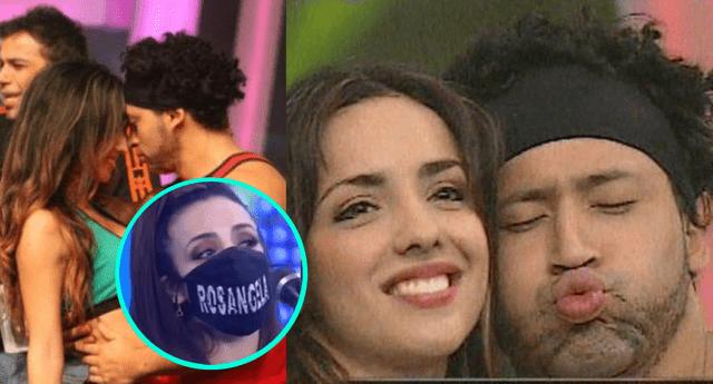 Como se recuerda, Rosángela Espinoza y Zumba se conocieron cuando ambos participaban en 'Combate', y se les vinculó sentimentalmente en algún momento.