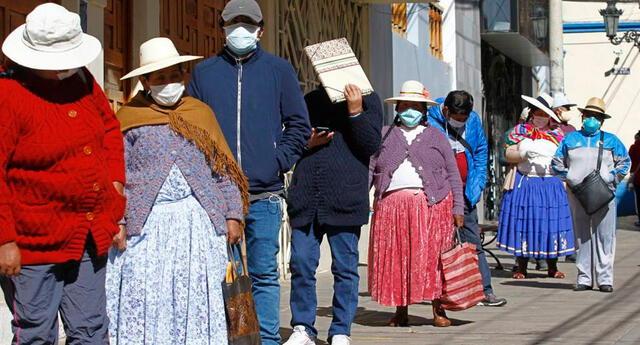Perú es el décimo país con más casos registrados de Covid-19.