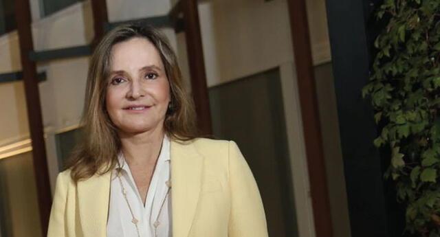 Susana de la Puente negó relación con Richard Swing.