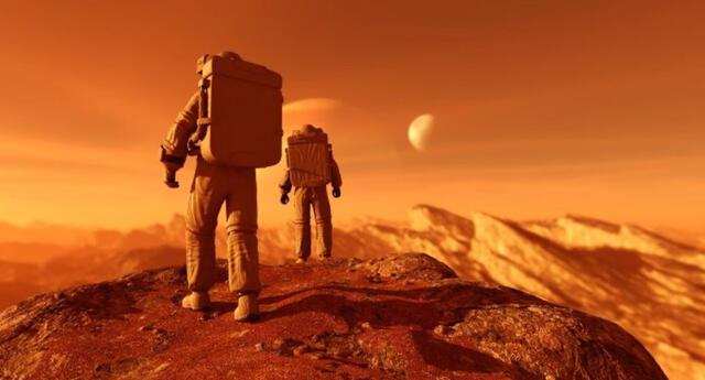 La NASA ha investigado el planeta Marte a lo largo de los años.