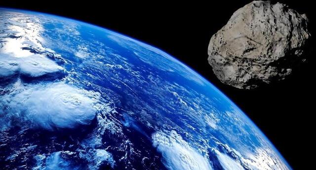 El asteroide pasará cerca a la Tierra el próximo sábado 6 de junio.