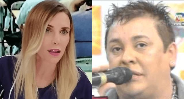 Juliana Oxenford dejó en claro que no se rectificara en declaraciones sobre Richard Swing.