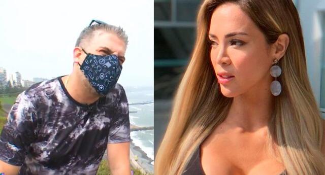 Pedro Moral manda indirecta a Sheyla Rojas.