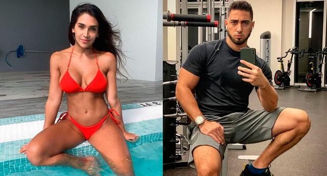 Vania Bludau envía indirecta a Frank Dello Russo.