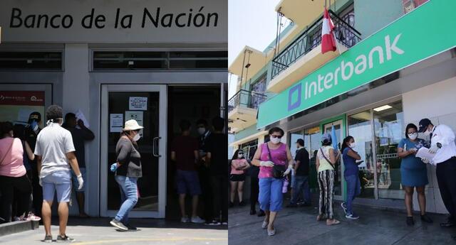 Horario de atención de bancos en cuarentena del 8 al 13 de junio