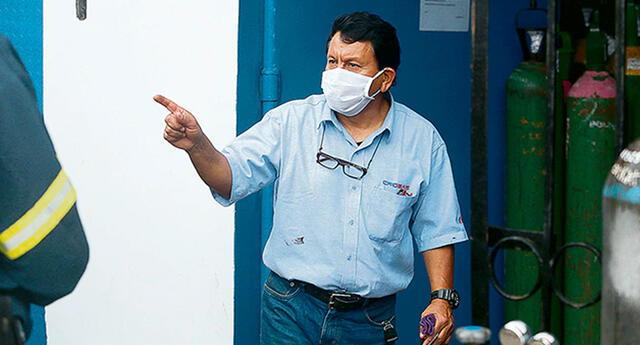 Barsallo espera proveer de oxígeno a 200 personas. (Foto: Flavio Matos)