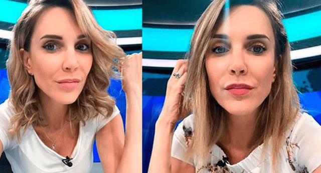 Juliana Oxenford pidió a los televidentes no ser machistas y ponerse en la piel de las víctimas de Andrés Wiese.