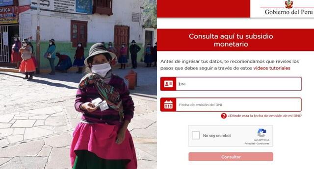 Bono rural LINK: consulta cómo cobrar bono rural con mensaje de texto del Banco de la Nación