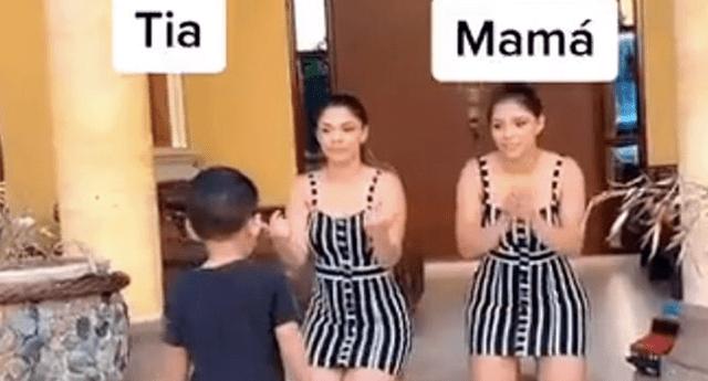El video causó las risas de los internautas en las redes sociales.