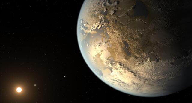 Científicos descubren exoplaneta orbitando una estrella similar al Sol   Foto: NASA/Tim Pyle