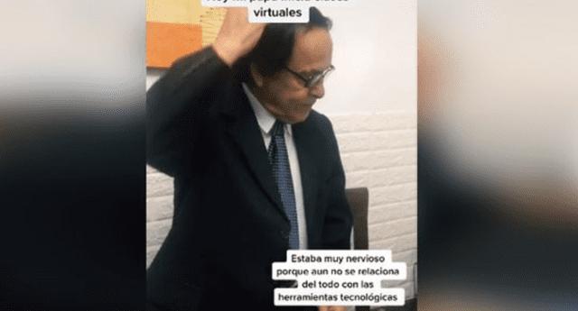El emotivo video se volvió viral en las redes sociales.