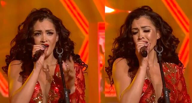 Michelle Soifer se transforma en Shakira.