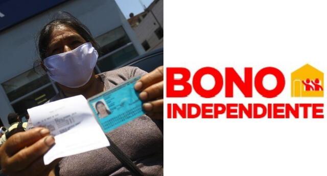 Consulta en la plataforma oficial del bonoindependiente pe si accedes al segundo bono de 380 soles.