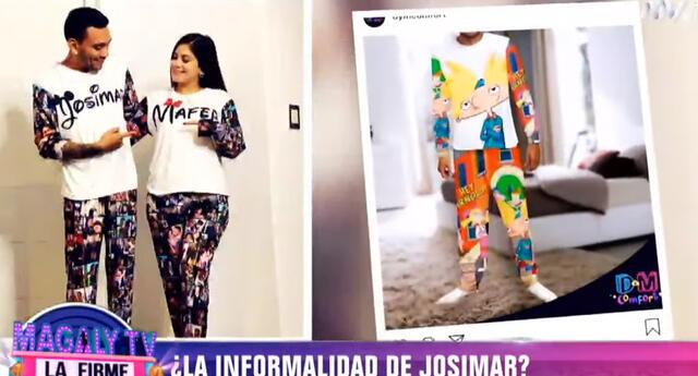 Josimar acusado de piratería: Ofrece pijamas bamba de Disney sin permiso