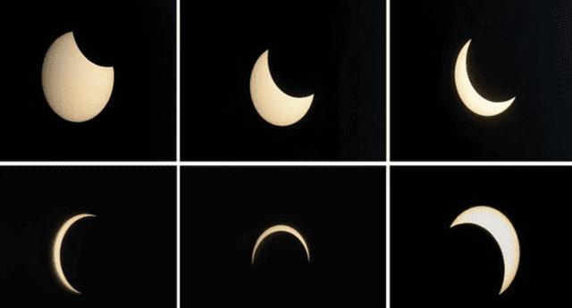 Mira las fotos y video del suceso astronómico que ocurrió este domingo 21 junio de 2020.
