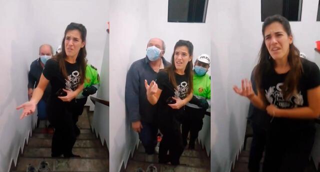 El video, generó reacciones de indignación en los cibernautas sobre la mujer, quien es señalada por ellos como una persona racista y clasista.