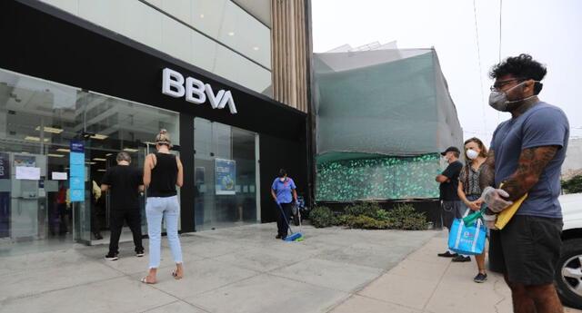 Banco BBVA: conoce el horario de atención de las oficinas principales de la entidad.