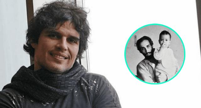 Pedro Suárez Vértiz aprovechó el Día del padre para compartir algunas memorias de su progenitor e instó a sus seguidores a mostrarle cariño a su familia.