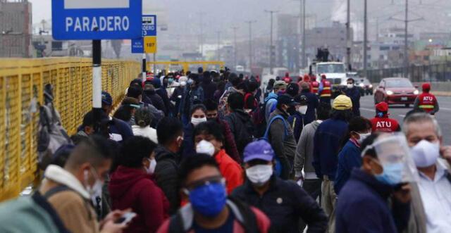 Muchas personas están preocupadas porque no podrán llegar a tiempo a sus trabajos. Foto: Flavio Matos/GLR.