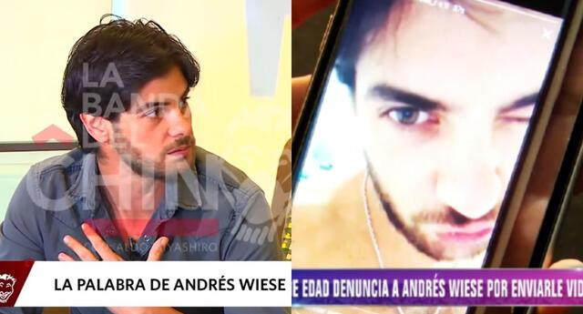 Magaly Medina criticó declaraciones de Andrés Wiese.