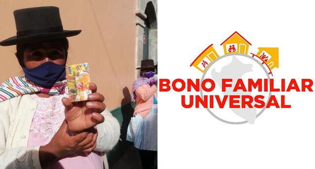 Consulta cómo cobrar el bono familiar universal para beneficiarios con dni en plataforma web Midis