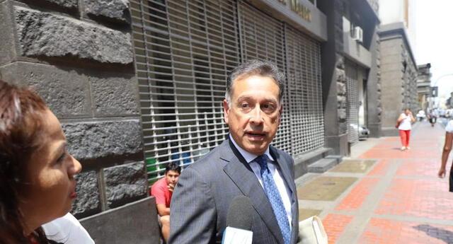 Gerardo Sepúlveda denuncia a Perú ante la CIDH.