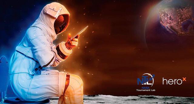 NASA ofrece más de 20,00 dólares a una persona que diseñe un inodoro para la Luna