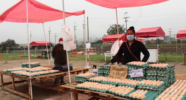 Comerciantes informales serán reubicados en mercados temporales