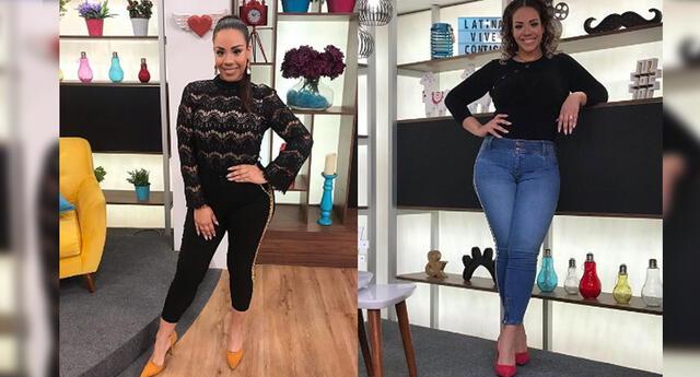 Mirella Paz tras conseguir esbelta figura vende su ropa de talla grande