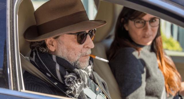 Joaquín Sabina y Jimena Coronado mantienen una relación desde hace 20 años, y contrajeron nupcias en una ceremonia íntima en Madrid.