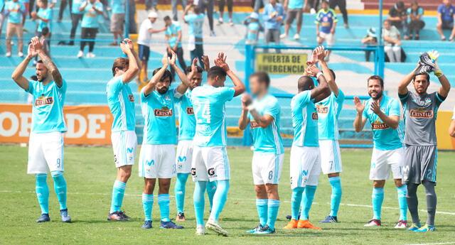 Sporting Cristal reveló casos confirmados de coronavirus.