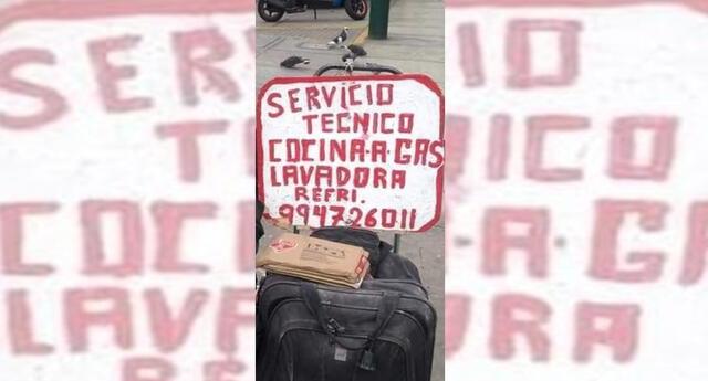 Vecinos de Surco piden ayuda para anciano en situación vulnerable.