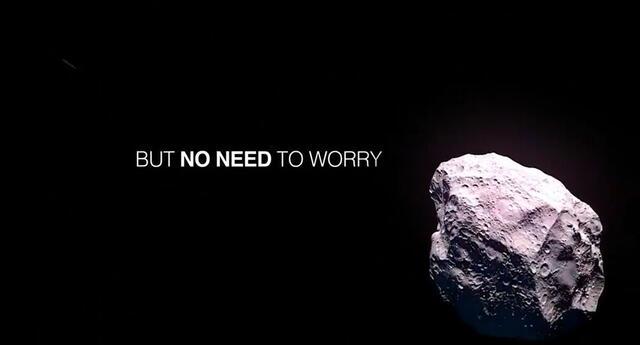 Los asteroides, en su mayoría, son más grandes que los meteoritos y los cometas | Foto: NASA