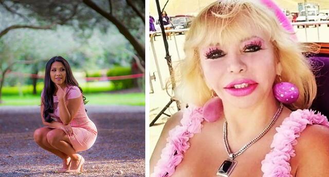 Tula Rodríguez recordó con nostalgia sus épocas de bailarina.