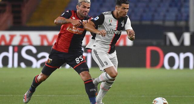 Sigue todas las incidencias del Juventus vs. Genoa por El Popular.