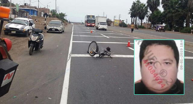 Piden justicia para conductor que atropelló a niño ciclista en La Libertad.