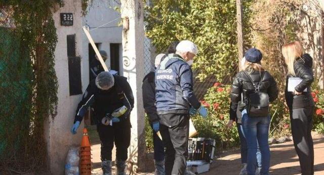 El terrible ataque sucedió el sábado por la madrugada en Guaymallén, provincia de Mendoza.