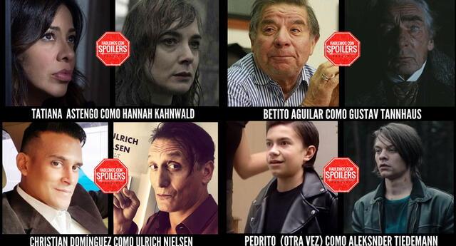 Personajes de Dark versión peruana son un éxito en las redes sociales.