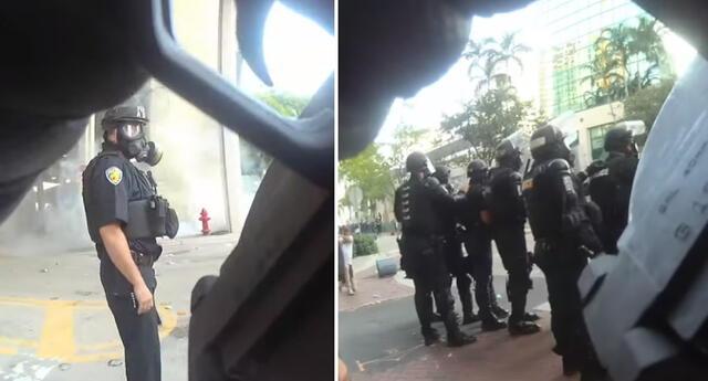 Los ciudadanos han exigido reformas en el Departamento de la Policía de Florida.