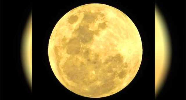 Eclipse lunar hoy sábado 4 de julio.