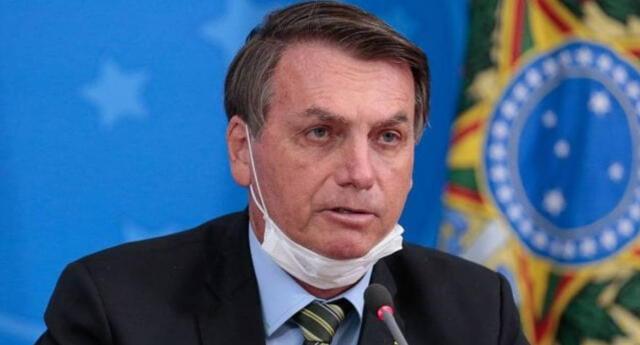 Jair Bolsonaro es el primer presidente de la región en dar positivo a coronavirus.