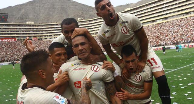 Universitario de Deportes es uno de los protagonistas de la Liga 1.